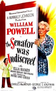 collinsSenator-Was-Indiscreet-Poster