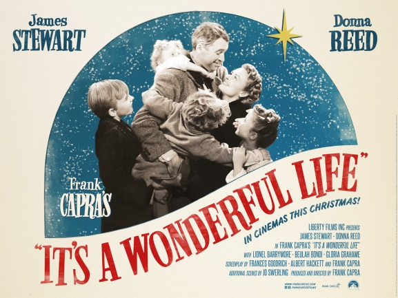 Image result for its a wonderful life poster