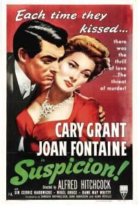joan Suspicion-Poster
