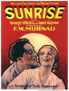 murnau Sunrise-Poster