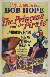 victorThe_Princess_and_the_Pirate_Poster