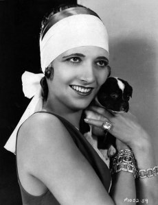 kay-francis-and-dog