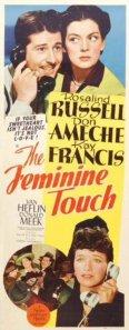 kayThe_Feminine_Touch_FilmPoster