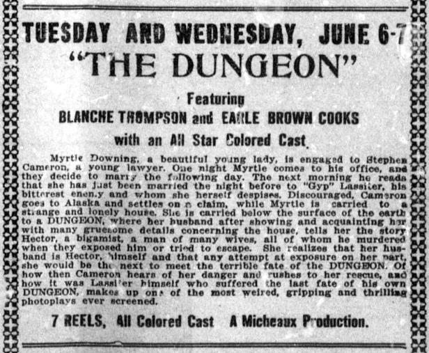 oscarThe_Dungeon_1922_newspaperad