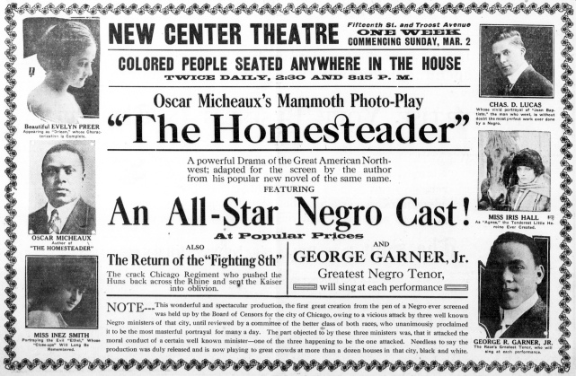 oscarThe_Homesteader_1919_newspaperad