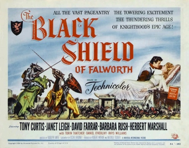rudyPoster - Black Shield of Falworth, The_02