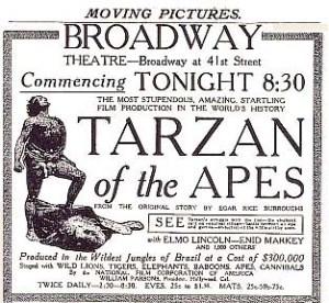 TarzanoftheApesMovieAd
