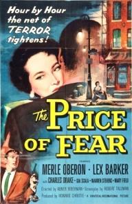 merleThe_Price_of_Fear_(1956_film)_poster