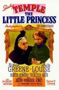 shirleylittle-princess-poster