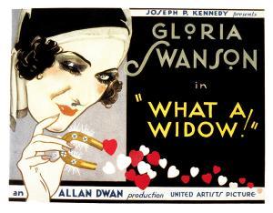 gloriawhat-a-widow-gloria-swanson-1930-everett