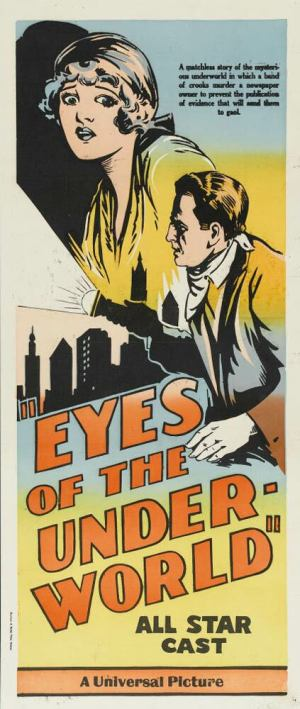 Eyes of the Underworld poster
