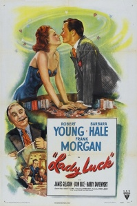 Hale lady-luck