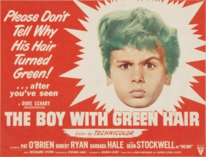 Hale the-boy-with-green-hair