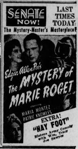 Mystery of Marie Roget The_Evening_News_Tue__Aug_25__1942_