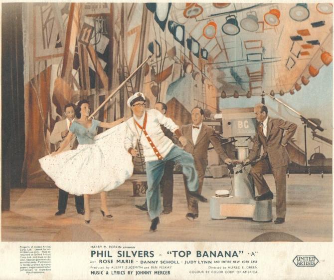 Top Banana 11