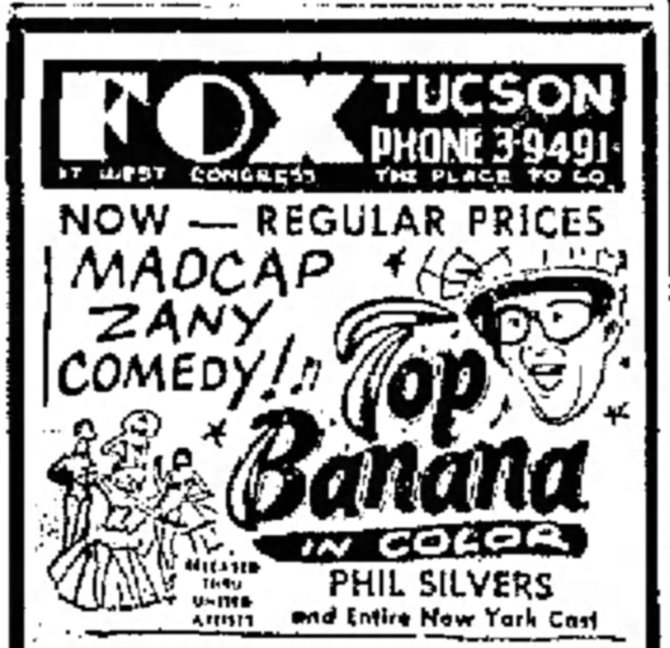 Top Banana ad Tucson_Daily_Citizen_Thu__Mar_18__1954_