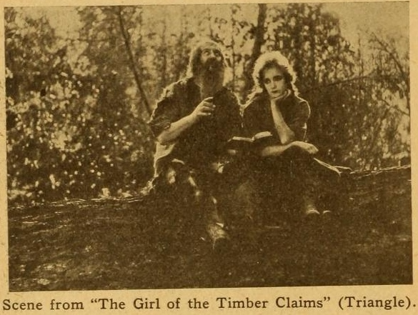 Girl of the Timber Claims Moving Picture World Feb 1917