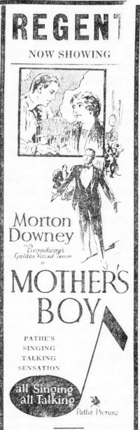 Mother's Boy ad New_Castle_News_Mon__Sep_9__1929_