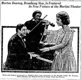 Mother's Boy announcement The_Galveston_Daily_News_Galveston, Texas Sun__Jun_23__1929_