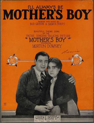Mother's Boy Sheet Music