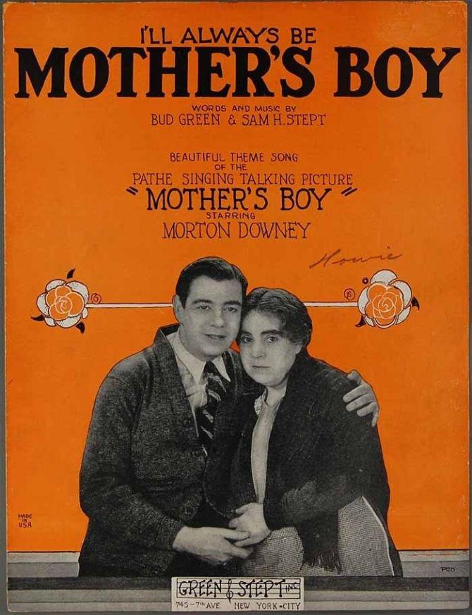 Mother's Boy Sheet Music