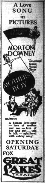 Mother's Boy The_Sun_and_the_Erie_County_Independent_Thu__Apr_25__1929_(1)