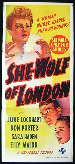 She Wolf Of London 2