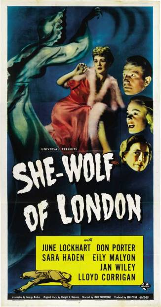 She Wolf of London 3
