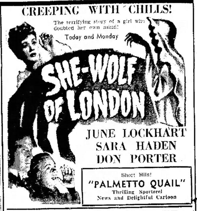 She Wolf of London The_Anniston_Star_ Anniston, Alabama Sun__Aug_18__1946_