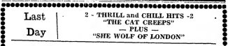 She Wolf of London The_Ludington_Daily_News_ Ludington, Michigan Thu__Aug_1__1946_