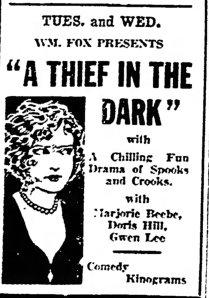 Thief in the Dark The_Post_Crescent_ Appleton, Wisconsin Mon__Jun_11__1928_