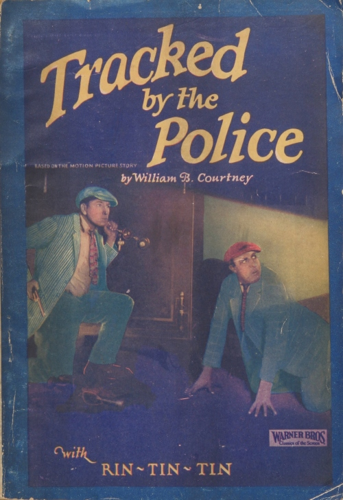 Tracked-by-the-Police-Warner-Brothers-1927.-Photoplay-Edition-Book-1