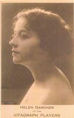 Vampire of the Desert Helen Gardner