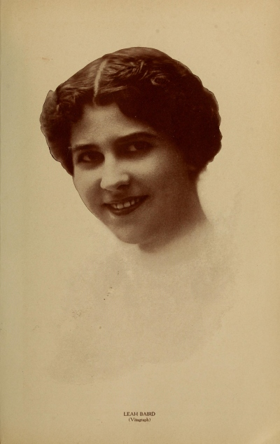 Vampire of the Desert Leah Baird