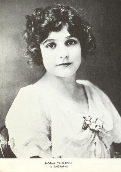 Vampire of the Desert Norma Talmadge