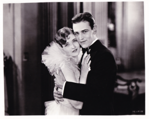 Gladys McConnell and Hugh Allan