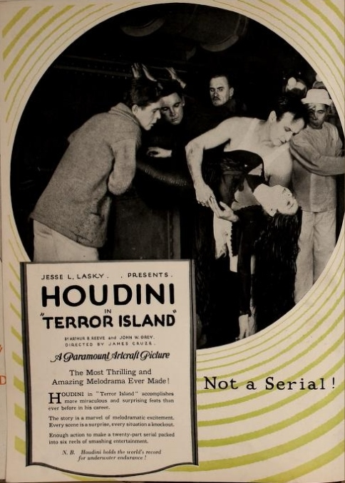 Terror Island Motion Picture News 6 (2)