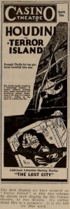 Terror Island Motion Picture News May 1 1920 2