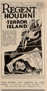 Terror Island Motion Picture News May 15 1920