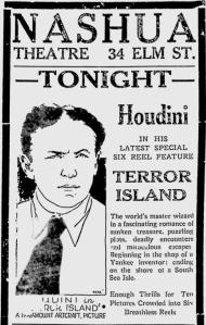 Terror Island Nashua Telegraph Saturday August 21 1920 b (2)