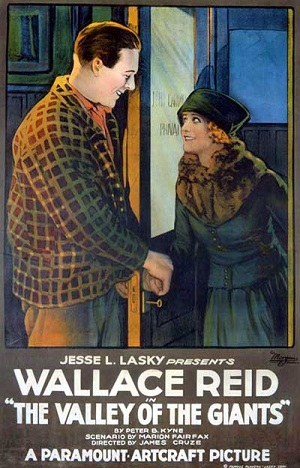 Cullen Tate The_Valley_of_the_Giants_1919_Poster
