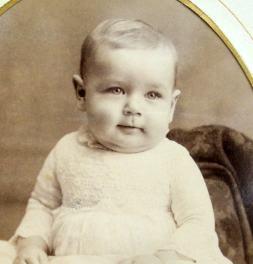 Baby Eugene Pallette