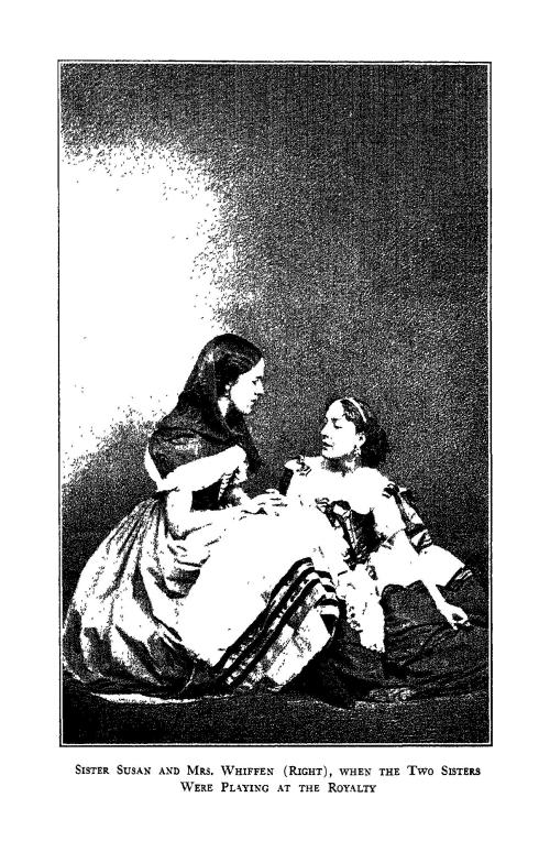 Mrs. Whiffen and her Sister Susan