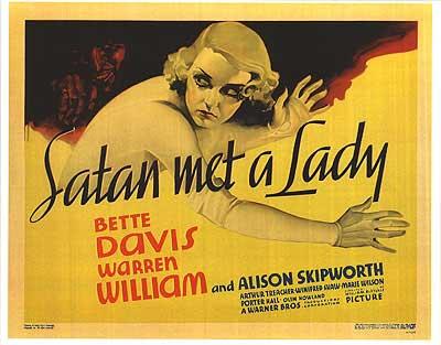 satan-met-a-lady-poster