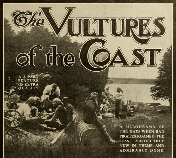 Vultures of the Coast The Moving Picture World December 26 1914