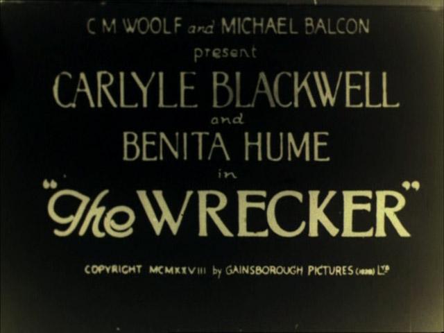 Wrecker title