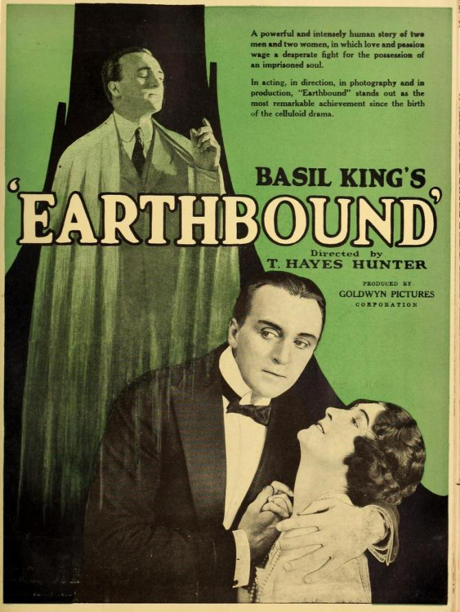 Earthbound Motion Picture News October 16, 1920