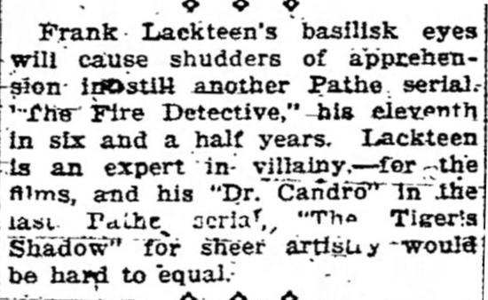 Frank Lackteen Williamsport_Sun_Gazette_Sat__Dec_22__1928_