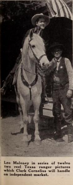 Leo Maloney Exhibitors Herald (Apr-Jun 1922)5