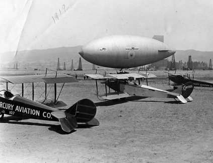 Pony Blimp D-57